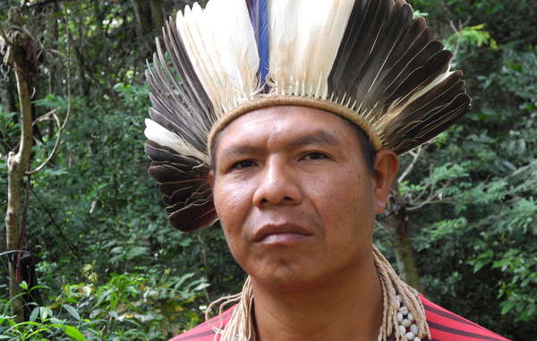 Thousands of Guarani Indians holding on to tiny patches of their ancestral land are living in fear of being forcibly evicted.