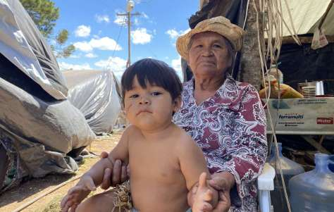 Other Xokleng communities are also fighting to recover some of their territory. The Xokleng Konglui in Rio Grande do Sul state have launched a 'retomada' (reoccupation) of their land, which is now occupied by a national park. The government wants to make it an 'ecotourism' destination.