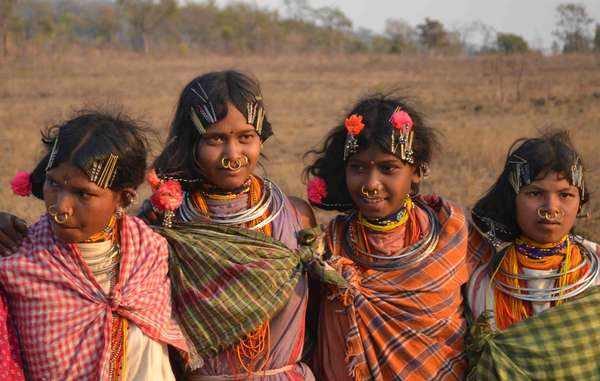 The Dongria Kondh reasserted their pledge never to leave the Niyamgiri Hills, at a festival in February.