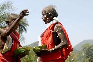 Dongria Kondh ceremony, Orissa, India