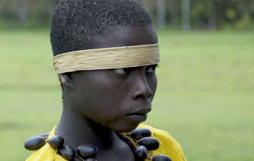 Calls have been made to 'mainstream' the Jarawa, who live self-sufficiently on India's Andaman Islands.