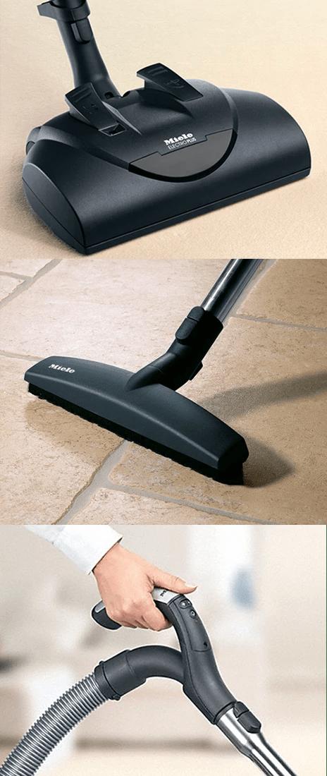Miele SEB 228 & SBB Parquet-3 Floor Tools & Handle