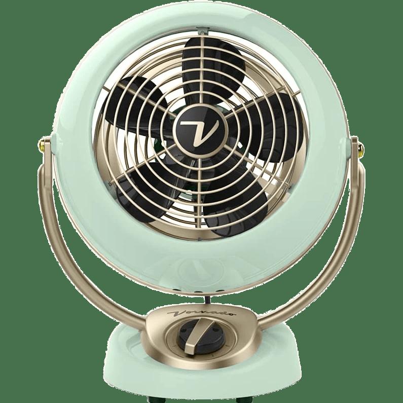 Seafoam Vornado VFAN Petite Alchemy Vintage Fan