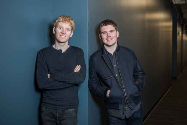 Stripe worth 35 billion dollars after the recent round of financing