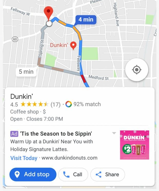 Google Maps suggests a stopover | En24 News on google maps maps, google maps android, google map us rivers, google maps app,