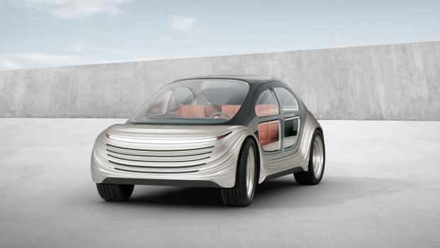 IM Motors wants to produce the Airo from 2023.  (Image: Heatherwick)