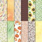 Painted Autumn Designer Series Paper
