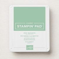 Mint Macaron Classic Stampin' Pad