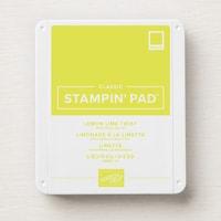 Lemon Lime Twist Classic Stampin' Pad