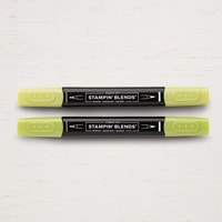 Granny Apple Green Stampin' Blends Markers Combo Pack