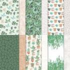 """Bloom Where You're Planted 12"""" X 12"""" (30.5 X 30.5 Cm) Designer Series Paper"""