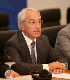 Παρουσία του υπηρεσιακού υπουργού Εσωτερικών κ. Σ. Φλογαΐτη, έγινε η συνέντευξη Τύπου.