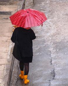 Ερχονται βροχές και καταιγίδες