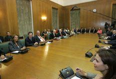 Το θέμα των μεταναστών συζητήθηκε σήμερα στο Υπουργικό Συμβούλιο