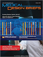 Medical Design Briefs - October 2016