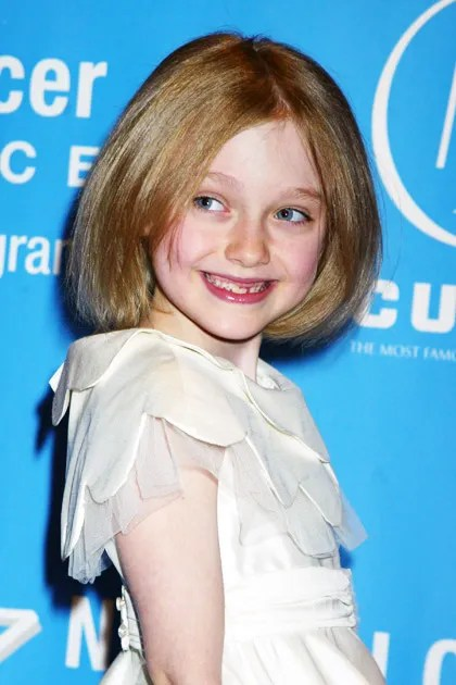 The Beauty Evolution Of Dakota Fanning Teen Vogue
