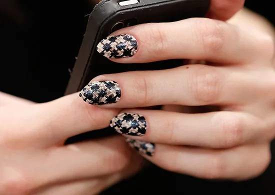 For Experts Houndstooth Prints