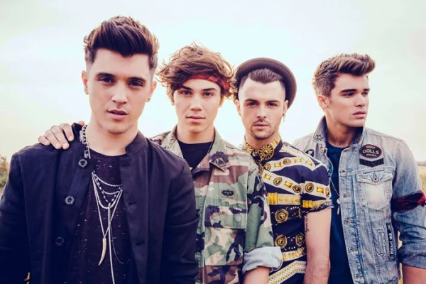Britain's Best Boy Bands | The Vamps, Rixton, Life of ...