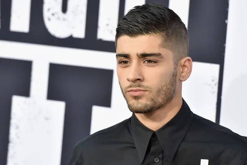 Zayn Malik Gray Hair One Direction Hairstyles Teen Vogue