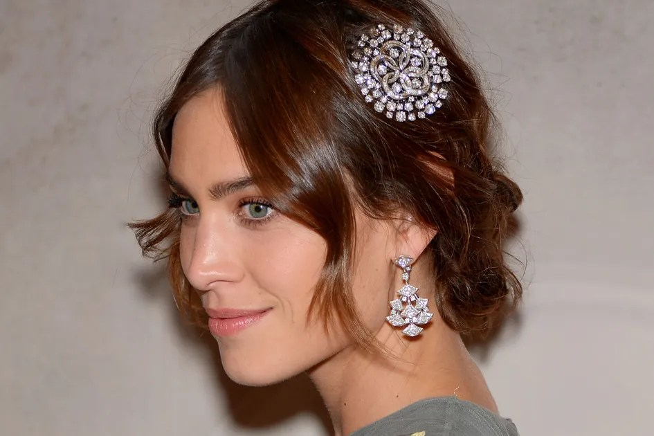 Prom Hair Accessory Ideas Inspired By Celebrities Prom