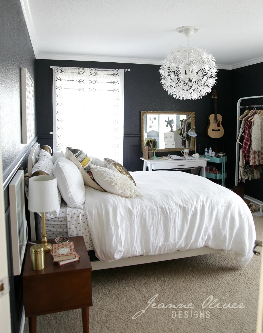 5 Stylish Teen Bedrooms | Teen Vogue on Teen Room Girl  id=72395