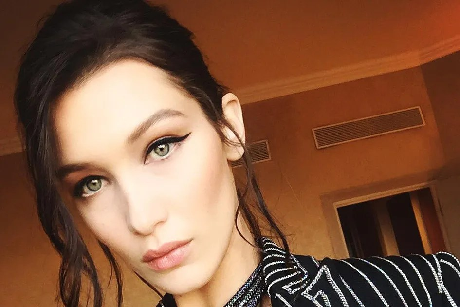 Bella Hadid Dyes Hair Blonde And Pink Teen Vogue