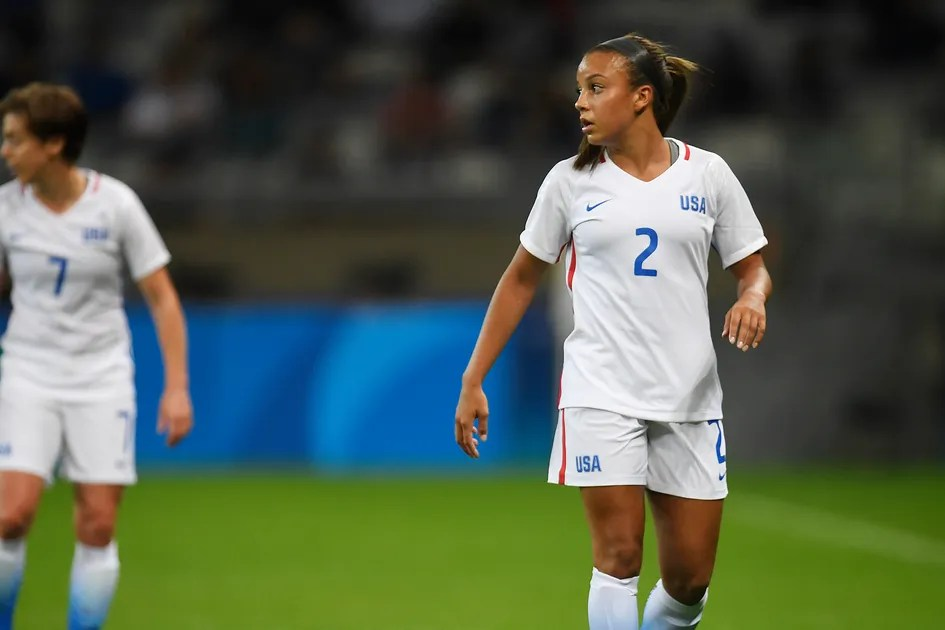 Olympics 2016 10 Things To Know About Mallory Pugh One