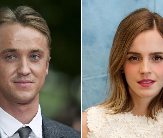 Tom Felton And Emma Watson Had Another Harry Potter Reunion