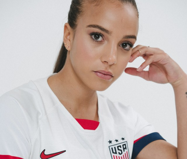 U S Soccers Mallory Pugh On Age Confidence And Staying In The Game Teen Vogue