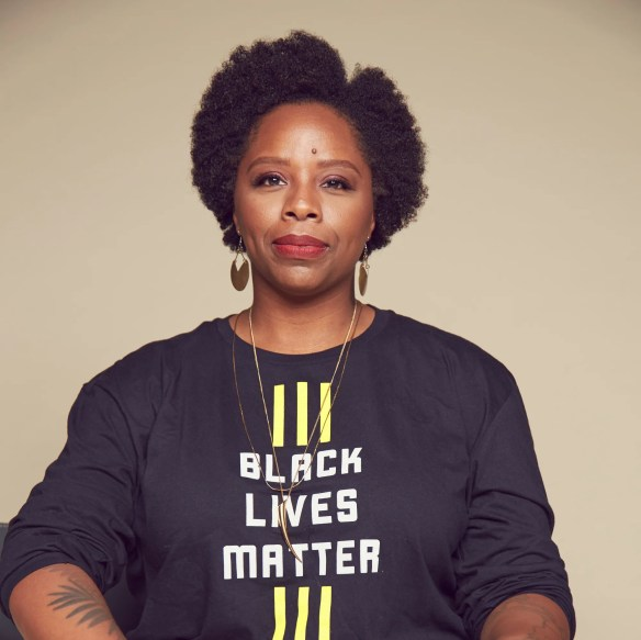BlackLivesMatter Co-Founder Patrisse Cullors on Its 6-Year Anniversary |  Teen Vogue