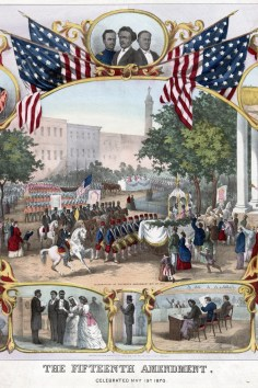 The 15th Amendment Was Ratified More Than 150 Years Ago, but the Fight to  Protect Black Voters Continues | Teen Vogue