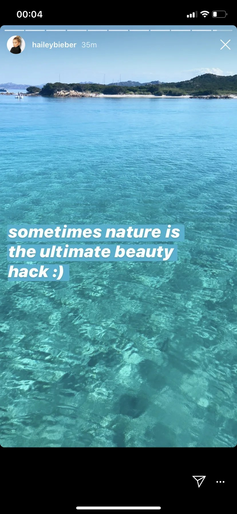 Hailey Beiber's Natural Beauty Hack Is Great for AcneProne Skin