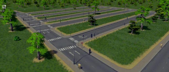 Estradas de um só sentido