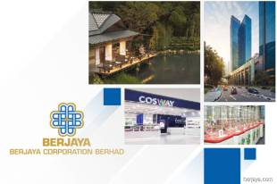 Berjaya Corp dropped to 10.23% following Vincent Tan's reassignment as non-executive chairman