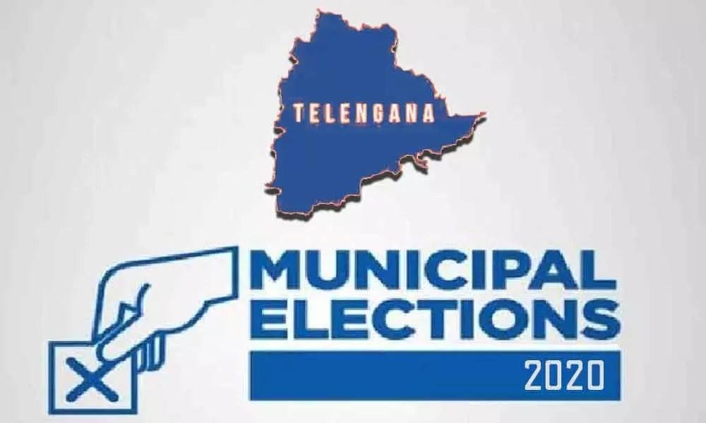 Telangana Nominations Count For 2020 Parishat Elections