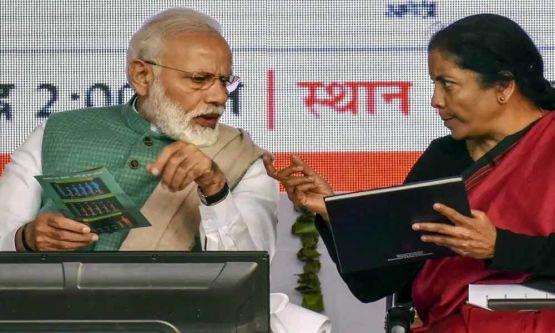 PM Modi To Meet FM Nirmala Sitharaman