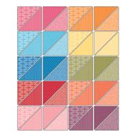 Designer Series Paper Patterns Stack - Brights Collection