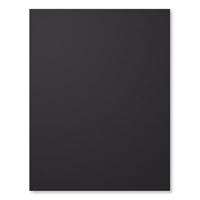 Basic Black A4 Card Stock