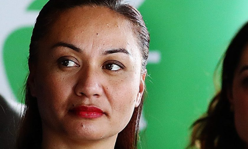 Marama Davidson: If I'm going to be labelled radical, I'm fine with that |  The Spinoff