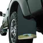 2020 Dodge Ram 3500 Mud Flaps Realtruck