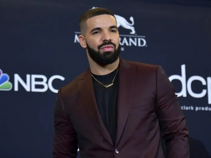 Drake the rapper known as the 6 god and cantaautor of several simple rap of the current generation(AP / EFE)