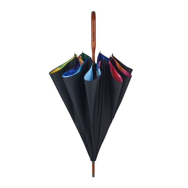 top3 by design - Basil Bangs - 4 seasons maple rain umbrella