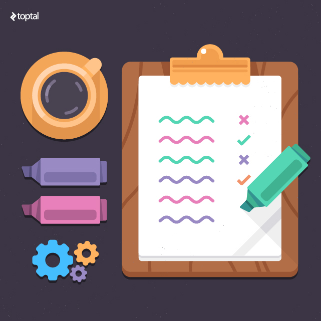 A simple, well thought out spreadsheet checklist can make a big difference in your software release management process.