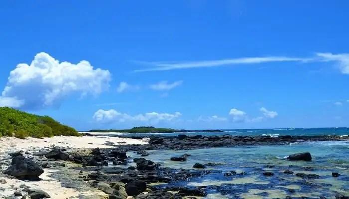 Ilot Gabriel Beach