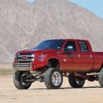 2015 Ford F250 Platinum Bloodline
