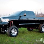2007 Dodge Ram 2500 It Gets Dirty Photo Image Gallery