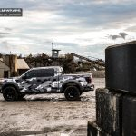 Gorilla Mad Film Wraps Goes Urban Assault On A Ford Raptor