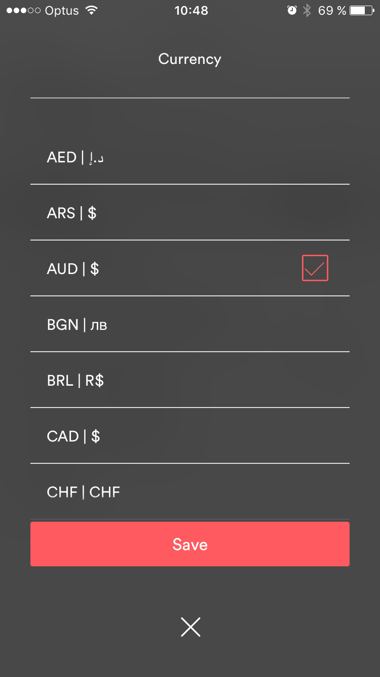 Radio Button by Airbnb from UIGarage