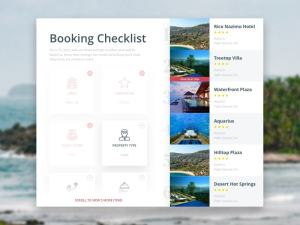 Hotel Place Picker Inspiration from UIGarage
