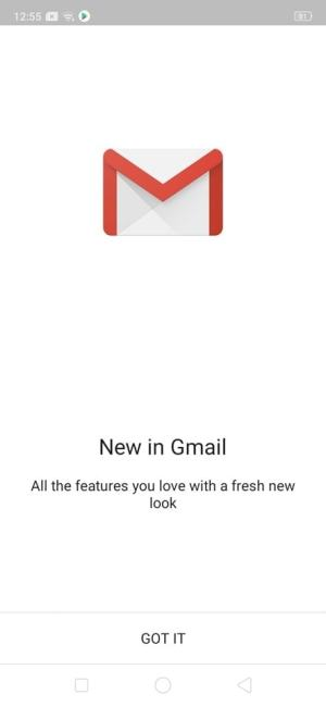 Alert on Android by Gmail from UIGarage